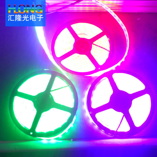 5050 Ultra Slim LED Strip Light Acyclic Letter 10mm Width 5050 Strip Decorative Light Strip