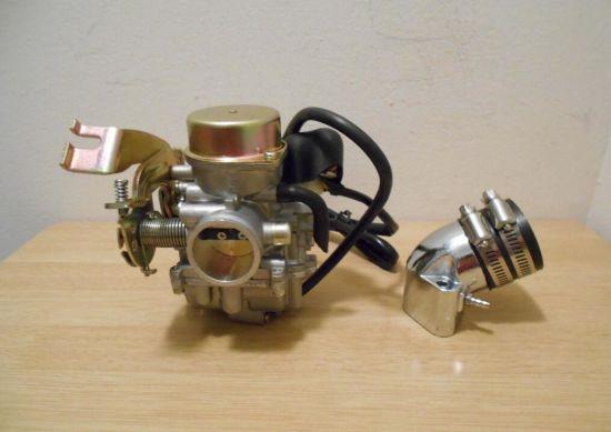 New Cvk 30mm Carb Gy6 175cc Big Bore Motor Engine Scooter Parts Carburetor