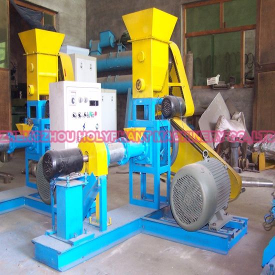 2014 Hot Sale High Quality Low Price Animal Feed Extruder pictures & photos