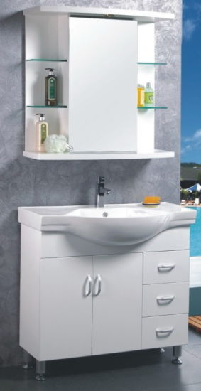 MDF/PVC Bathroom Cabinet (C 6309)