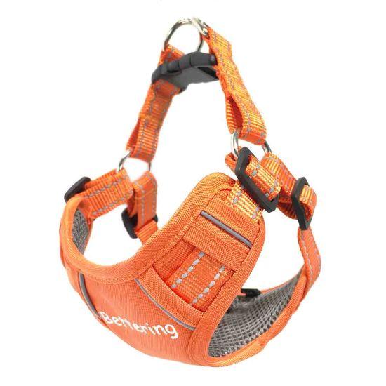 New Arrival Custom Walking Training Outdoor Sport Dog Harness Vest Adjustable Harness