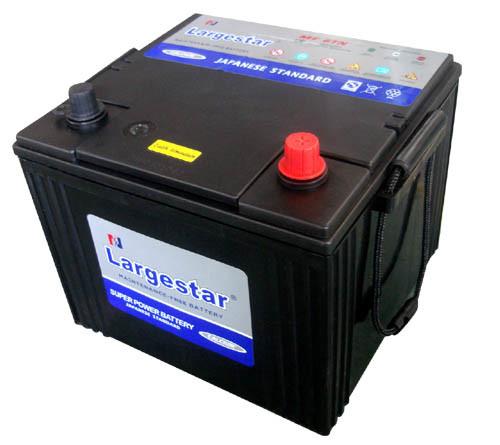 Maintenance Free Battery Rechargeable Car Battery Mf 6tn