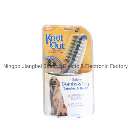 New Arrival Electric Pet Grooming Dog Brush