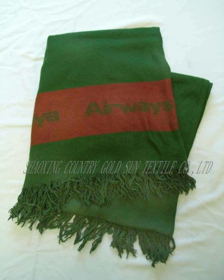 Cabin Comfort Airline Blanket (GSB017) pictures & photos