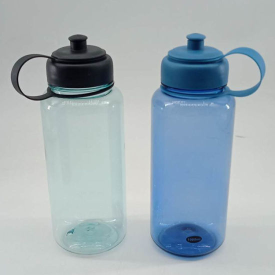 Big Size Best Price OEM 32oz Green Water Bottle Plastic for Hiking