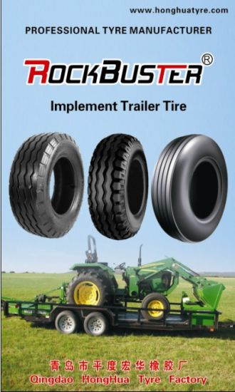 Super Implement Tyre H661 H662 H663 11L-16 11L-15 12.5L-15 9.5L-15 pictures & photos