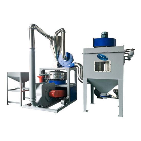 PE PP LLDPE Rotomolding Powder Making Machine