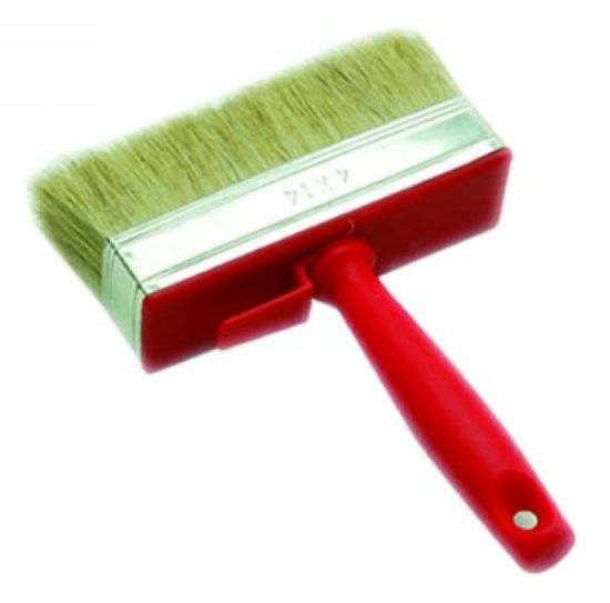 High Quality Bristle Plastic Handle Wall Brush Painting Brush Ceiling Brush