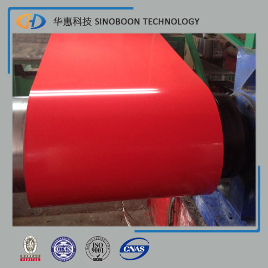 Prepainted Hot Dipped Galvanized Steel with ISO9001