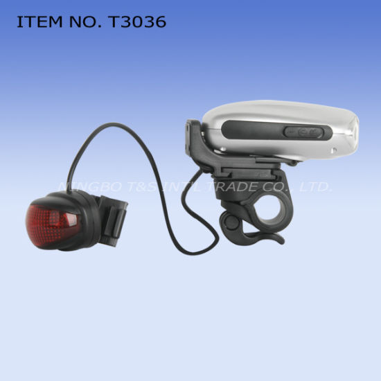 Bicycle LED Dynamo Light (T3036) pictures & photos