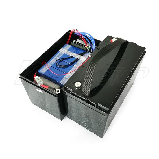 Deep Cycle 12.8V LiFePO4 Battery 12V 100ah Lithium Battery for Solar / RV/ Camper / Golf Cart / Boat