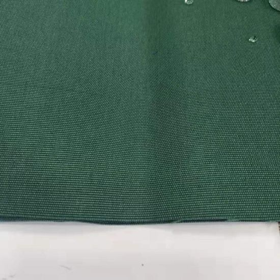 Polyester Oxford Fabric with PVC Backing for Bags/Tent/Luggage