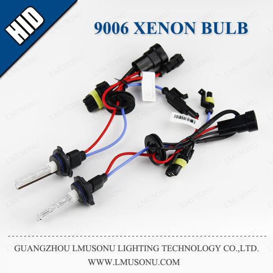 HID 9006 Xenon Lamp Bulb 12V 35W