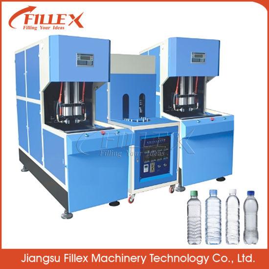 Semi-Automatic Blow Moulding Machine for Pet Water Bottle 5L-20L 5 Gallon