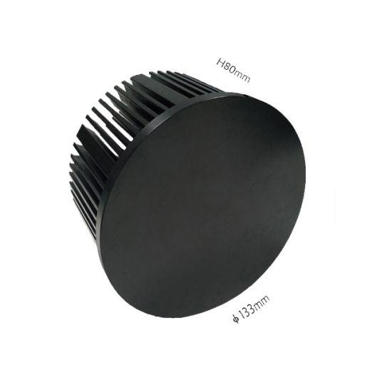 Extruded LED Heatsink Aluminum 500 Watt LED Heatsinks 6063 T5