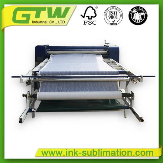 420*1900mm Heat Press Transfer Machine