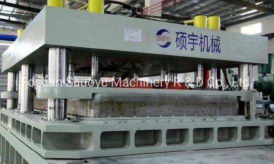 Quartz Stone Pressing Machine, Engineered Stone Machinery