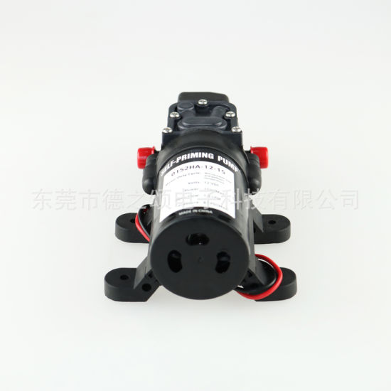 MAGT Air Pump DC 12V Micro Vacuum Pump Electric Mini Air Pumping Booster For Air Sampling Instruments And Equipment Chemical Industry