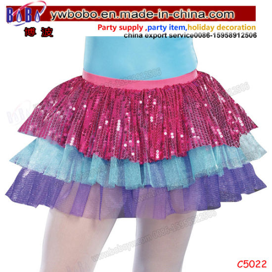 Party Costumes Dance Wear Tutu Skirts Halloween Costumes Hen Party Favors (C5022)