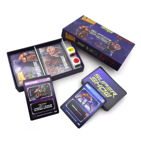 Customized High Quality Game Cards, Learning and Memory Cards pictures & photos