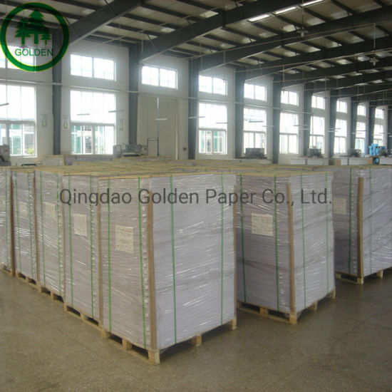 Clay Coated Cup Paper, Food Grade Board for Cake Boxes, Cups