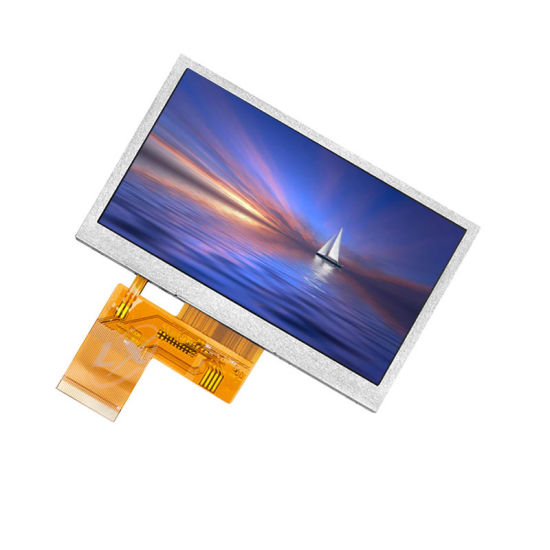 480*272 RGB Interface Popular products 4.3 inch LCD Screen
