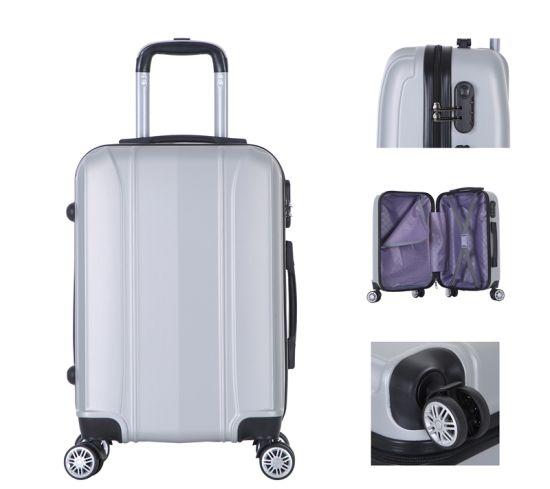 "Light Weight Trolley Suitcase, High Quality 3 PCS 20""/24""/28"" Travel Luggage Set - Xha 182"