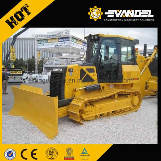 Road Machinery Mini Bulldozer Shantui SD13 Bulldozer