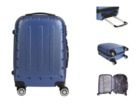 "Wholesale Spinner ABS Carry-on Luggage Hard Shell Travel Luggage Set 20""24""28"" Suitcase -Xha146"