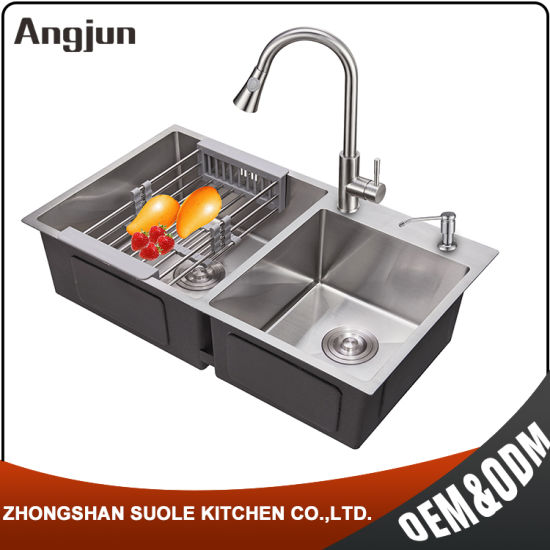 Deep Bowl Stainless Steel Kitchen