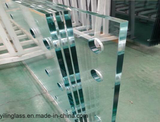 12mm Clear Tempered Glass pictures & photos