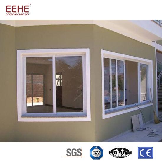 China Room Sliding Window Grill Design Aluminum Windows