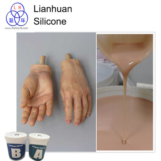 China How To Make Silicone Hands With Skin Safe Silicone -1992