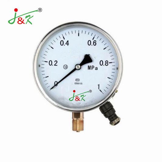 60mm Differential Teletransmission Pressure Gauge
