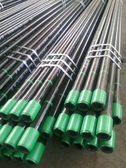 OCTG Oil and Gas Tubing / Steel Tube Casing Pipe L80