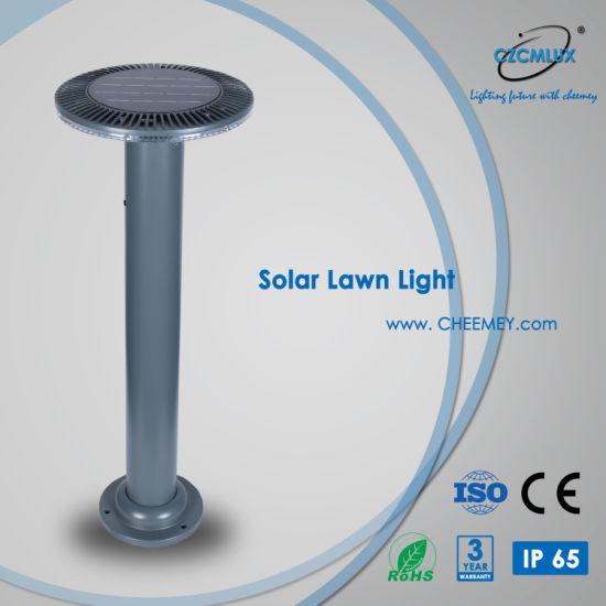 All in One Solar Bollard Solar Lawn Light 1.8W-4W Solar Garden Light