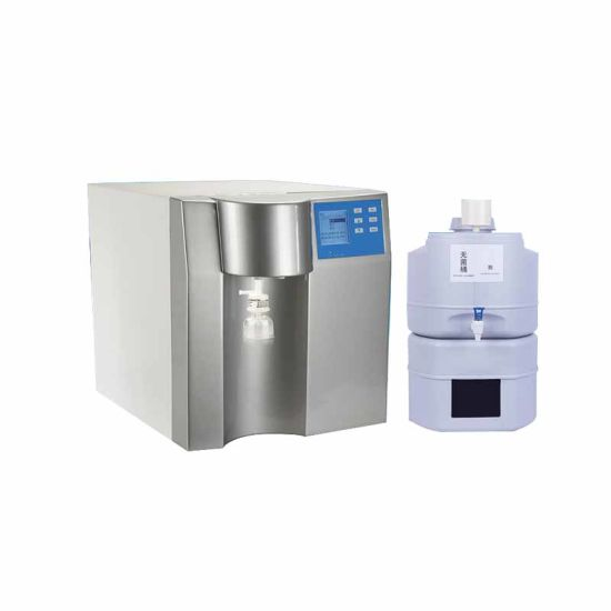 Lab Pure Water Machine Water Filtration Systems