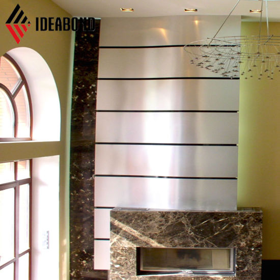 Ideabond 1220*2440mm PVDF Aluminium Composite Panel for Exterior Usage (AF-403) pictures & photos