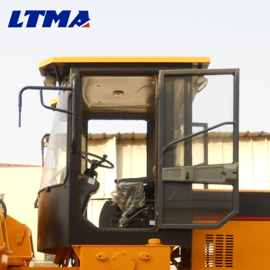 Ltma Large Front End Loader 25 Ton Forklift Loader pictures & photos