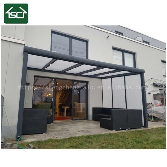 Fabulous Strong Garden Cover House Aluminum Carport With Alu Sthle Garten
