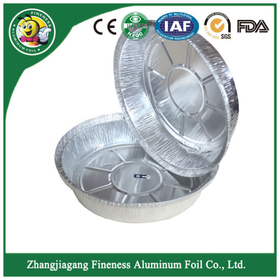 Best Quality Useful Large Shallow Aluminium Container pictures & photos