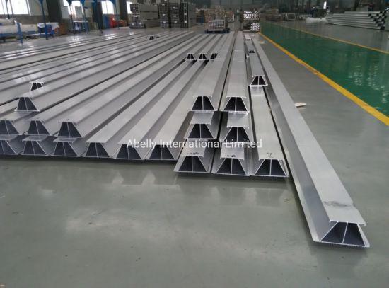 China Extruded Aluminium Deck Planks