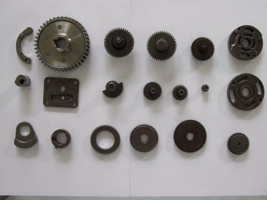 Nonstandard High Precision Iron Transmission Gear by Powder Metallurgy Processing