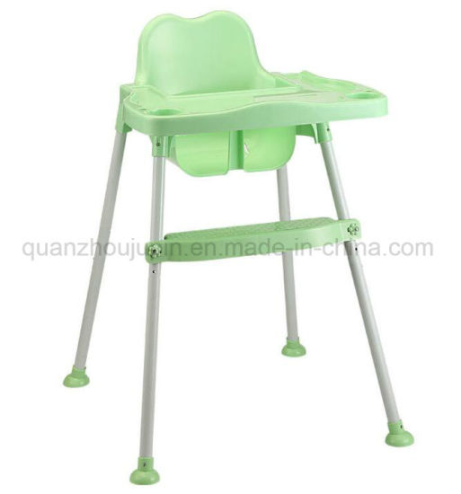 OEM Folding Adjustable Children Kids Baby Dining Highchair Chair