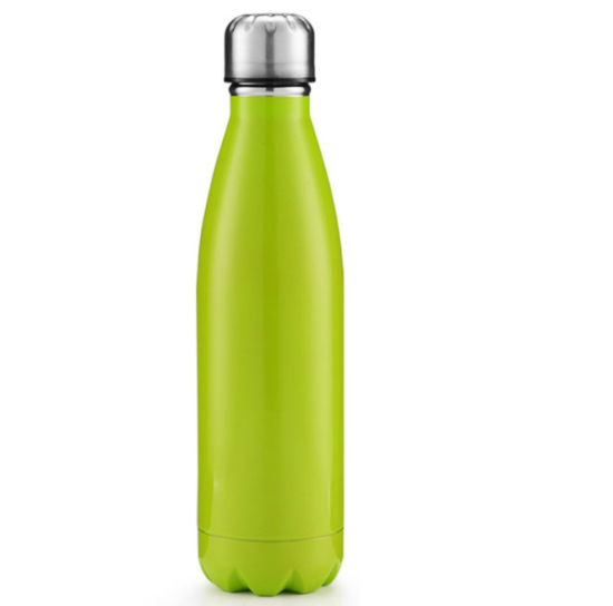 Custom Promotion Insulated Double Wall Vacuum Flask Stainless Steel Water Bottle