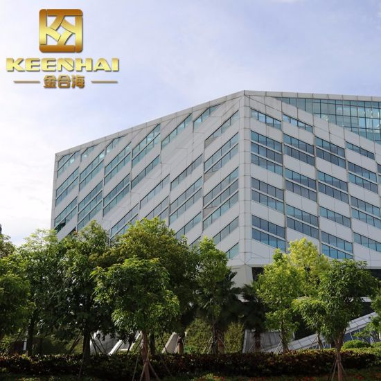 Sheet Metal Fabrication Perforated Aluminum Facade Panel pictures & photos
