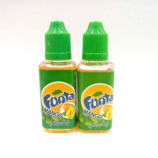 30ml Fruit Fanta Flavor Concentrate E Liquid/E Juice