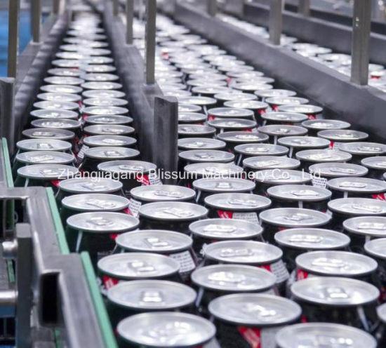 Automatic Aluminium Pop Can Filling Machine
