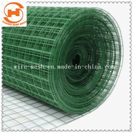 PVC Coated Welded Wire Mesh for Building and Agriculture pictures & photos