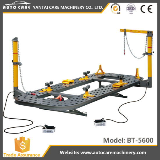 High Quality Auto Car Body Collision Repair Frame Machine with Ce Approved